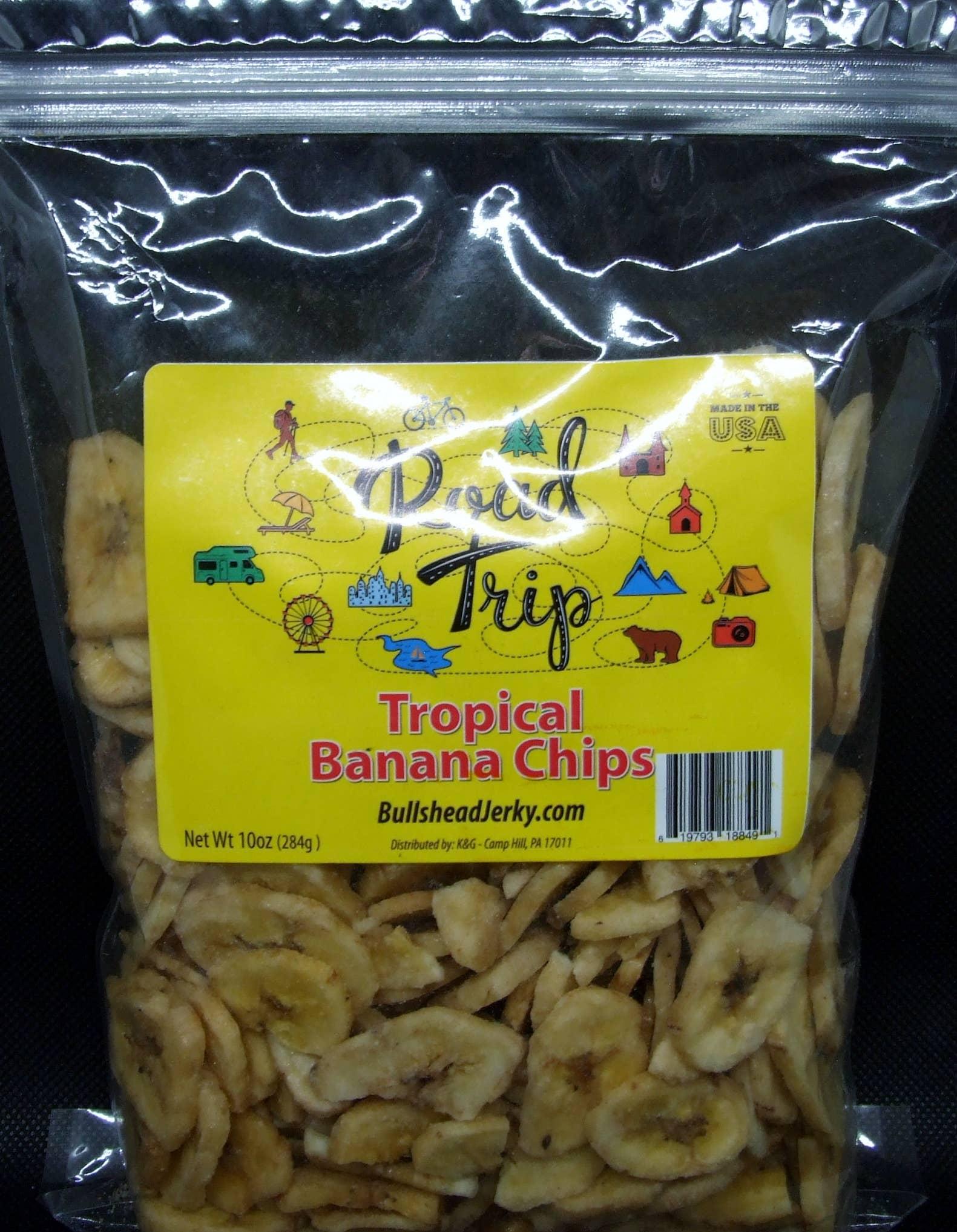 Tropical Banana Chips 10 oz | Trada Marketplace