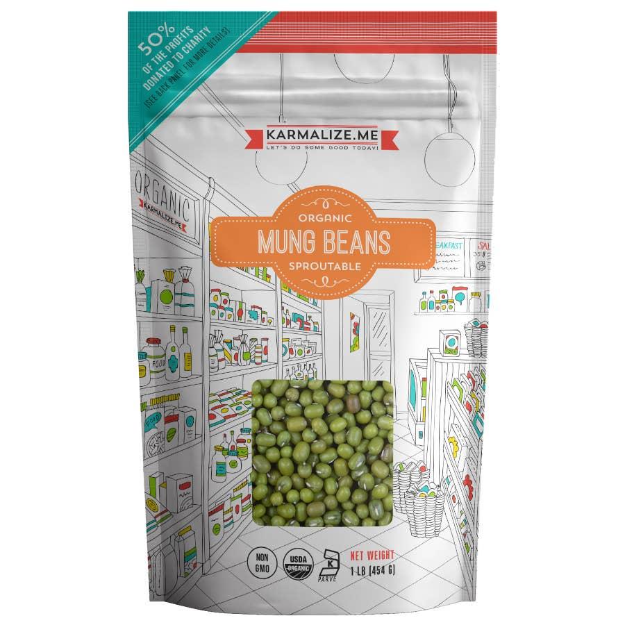 Organic Mung Beans  | Trada Marketplace