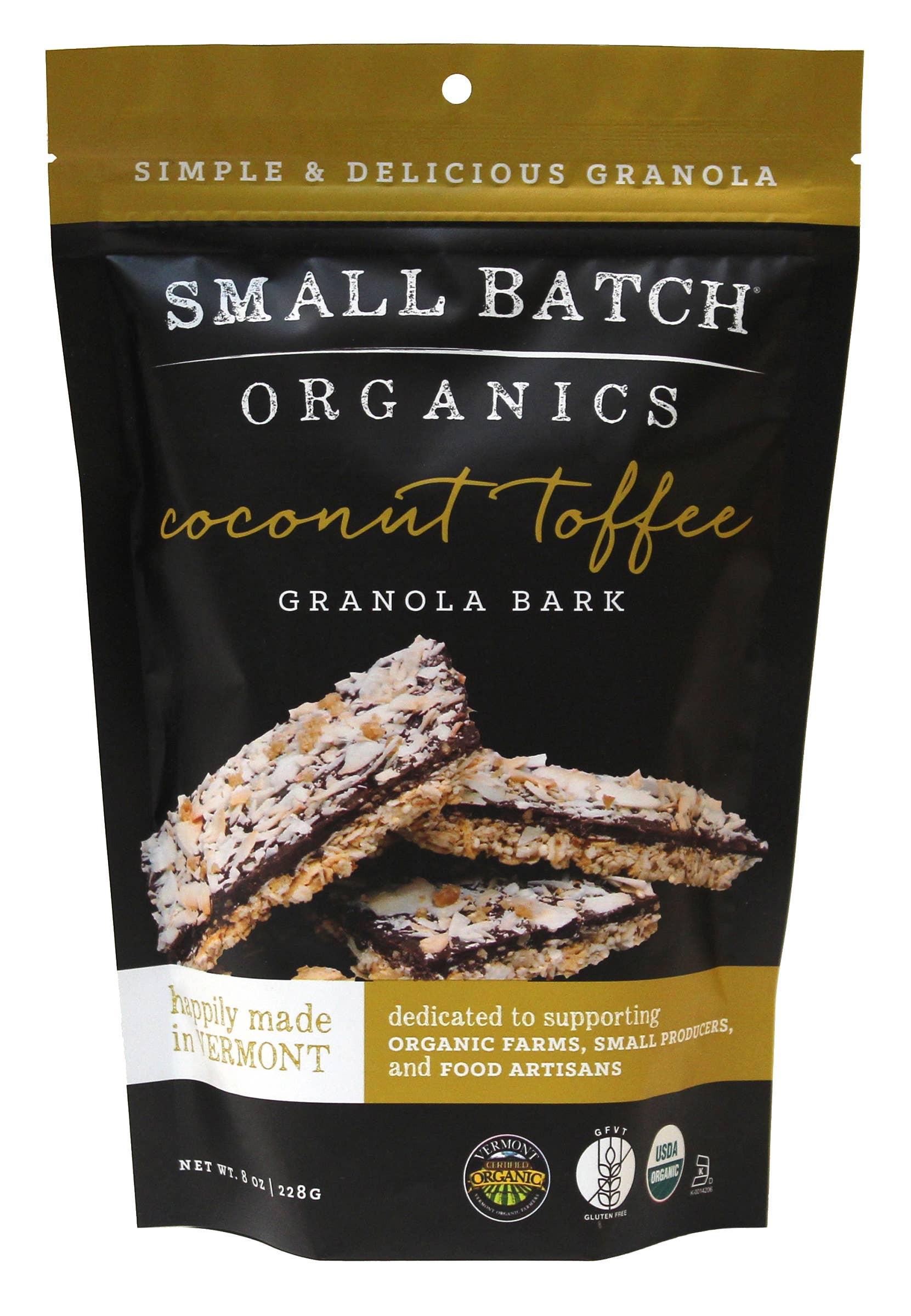 8oz Coconut Toffee Granola Bark | Trada Marketplace