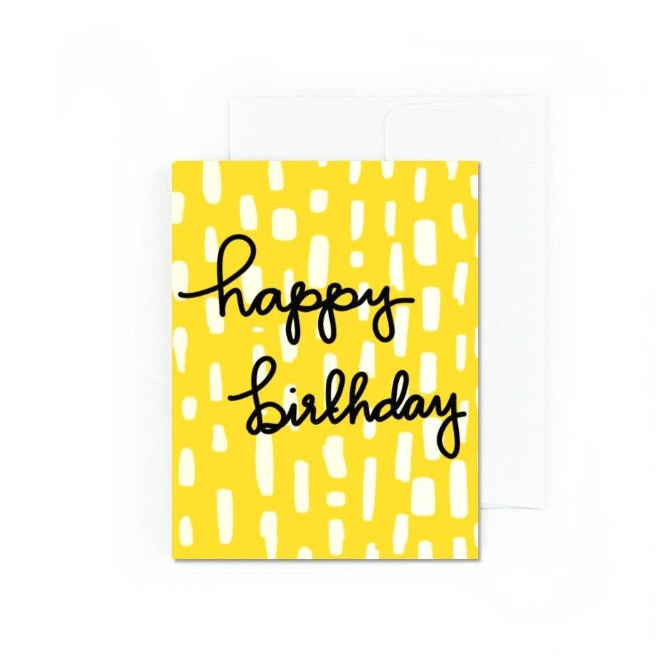 Cheery Happy Birthday | Trada Marketplace