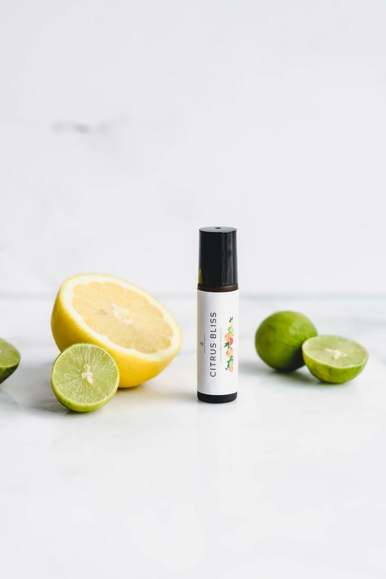 Citrus Bliss Essential Oil Roller Blend | Trada Marketplace