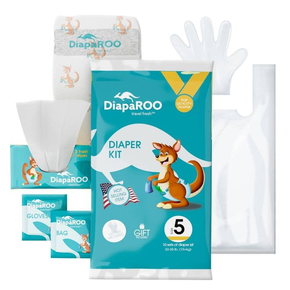 DiapaROO Diaper Changing Travel Kit | Trada Marketplace