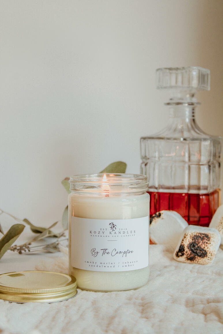 By The Campfire - 16oz | Trada Marketplace
