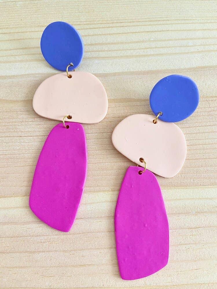 Berry Kiss Earrings | Trada Marketplace
