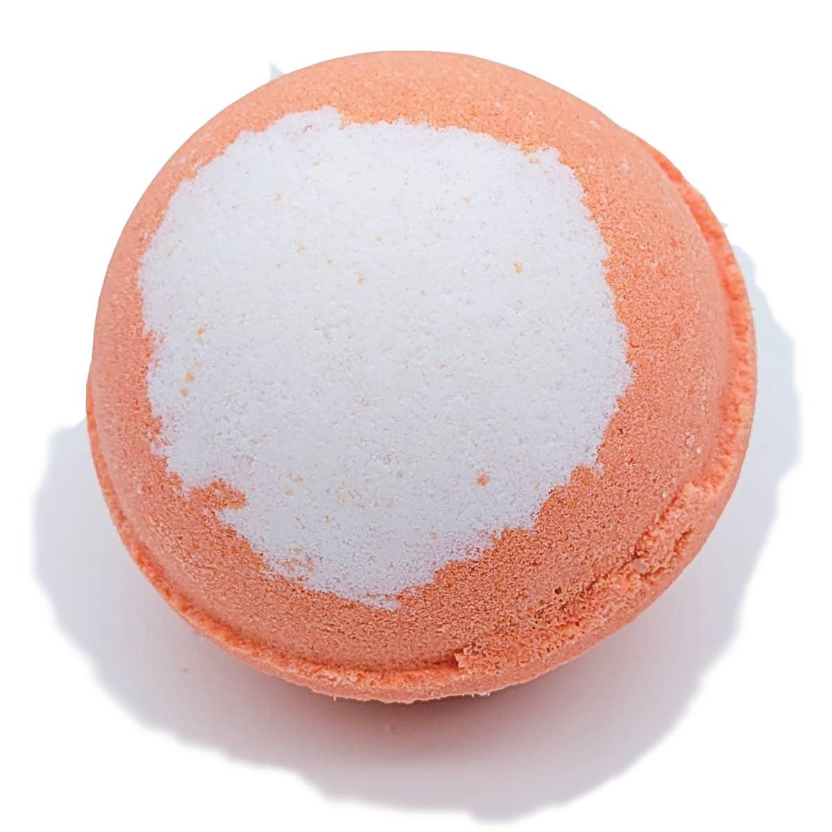 Evolve - Bath Bomb - Peaches & Cream | Trada Marketplace