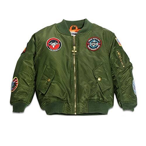 MA-1 Flight Jacket Green   Trada Marketplace