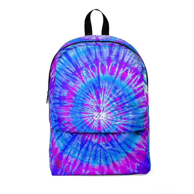 Typhoon Tie-Dye Classic Backpack | Trada Marketplace