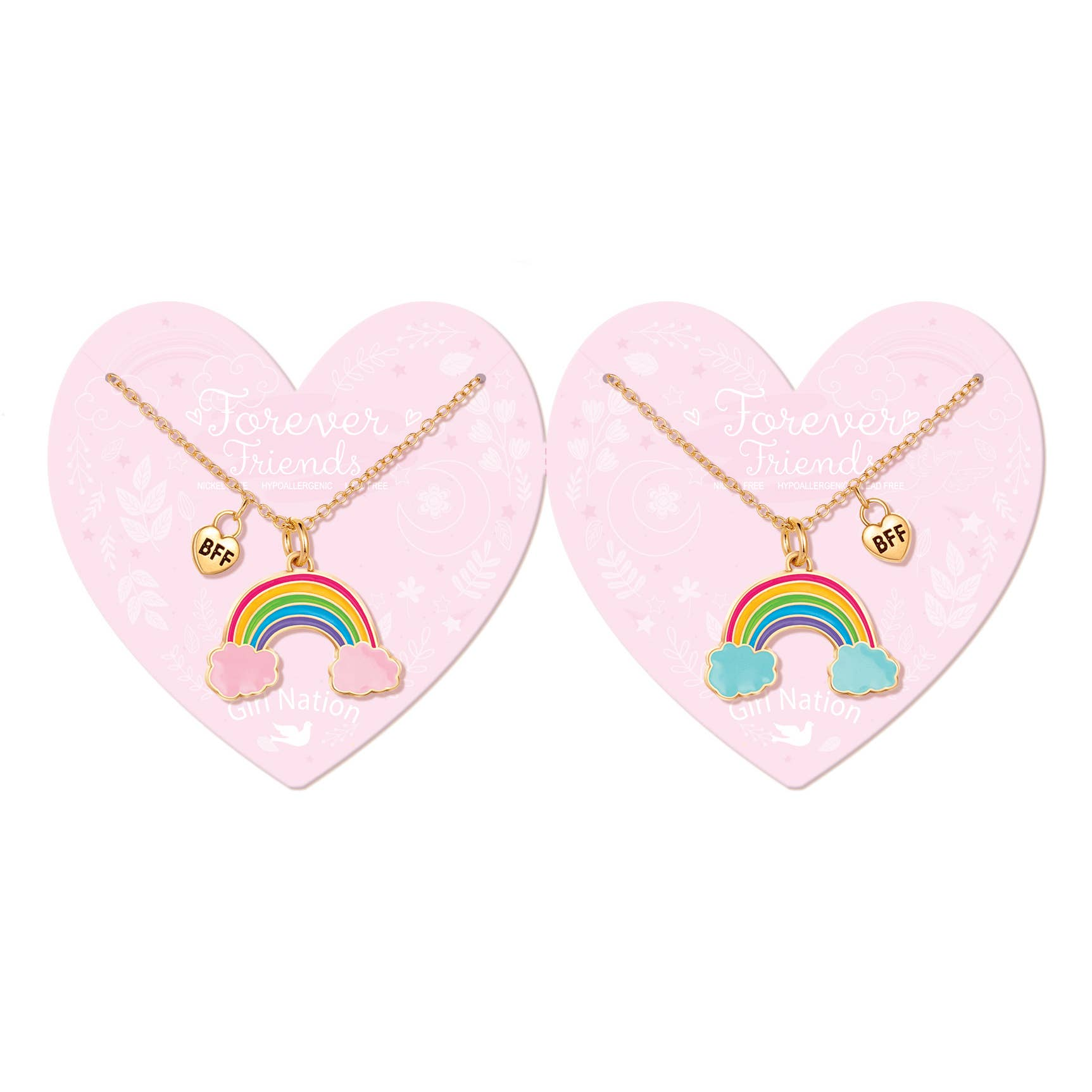 Forever Friends- Rainbow Friends | Trada Marketplace
