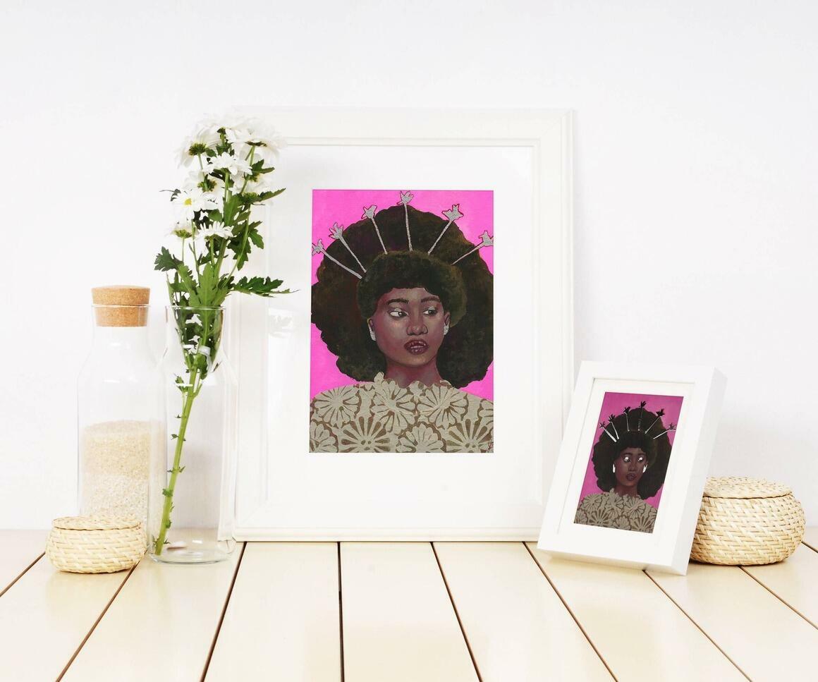 Open Edition: Portrait 5 | Trada Marketplace