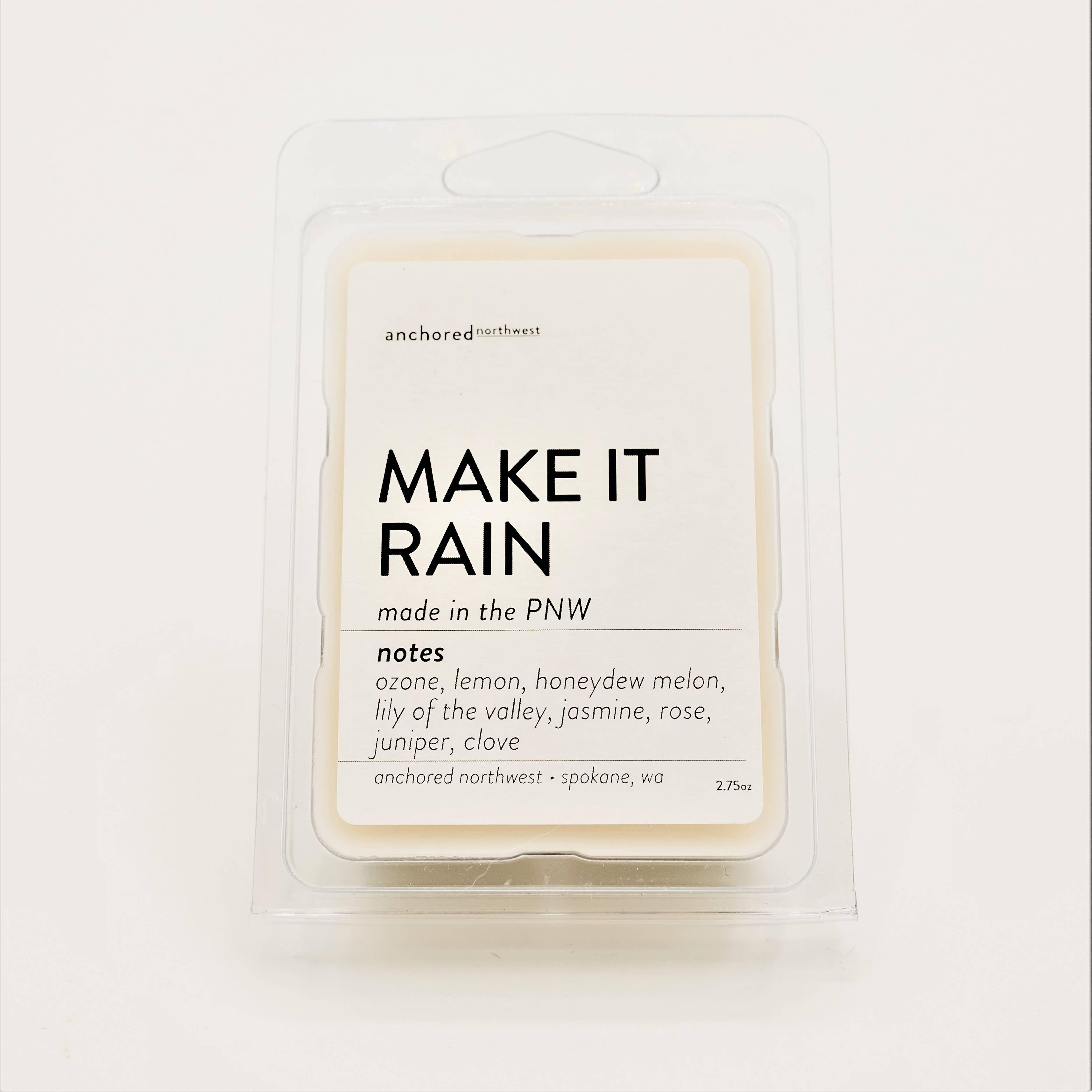 Make it Rain Wax Melt | Trada Marketplace