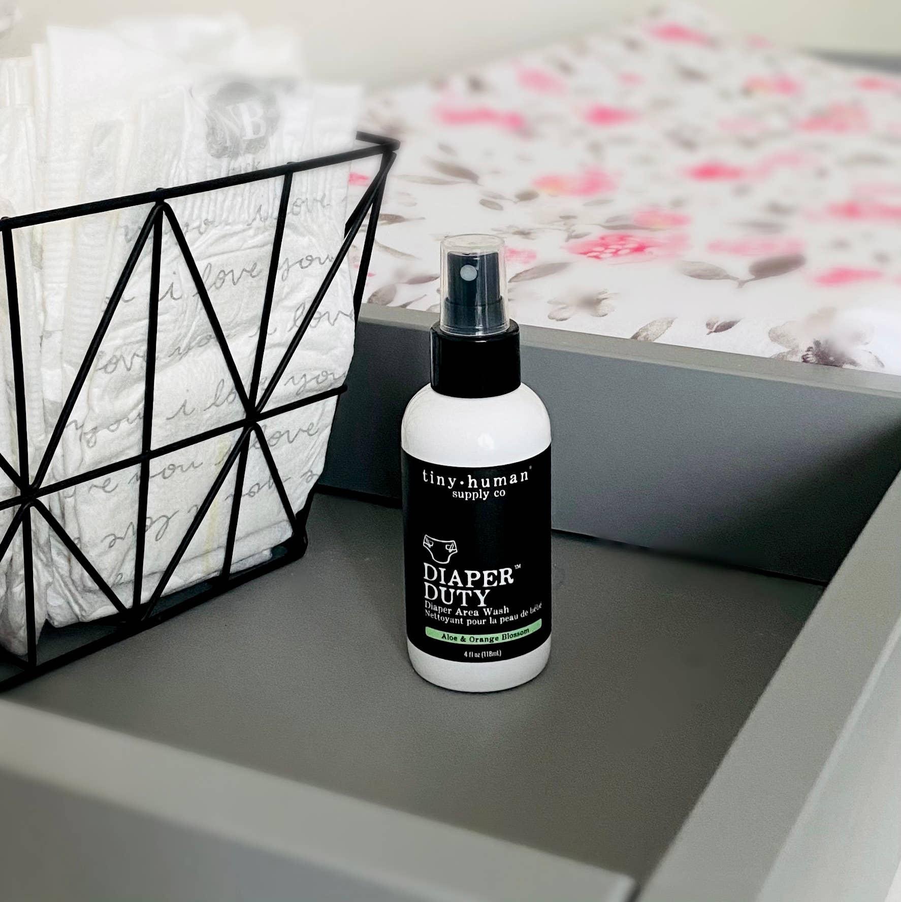 Diaper Duty™  Diaper Area Wash | Trada Marketplace