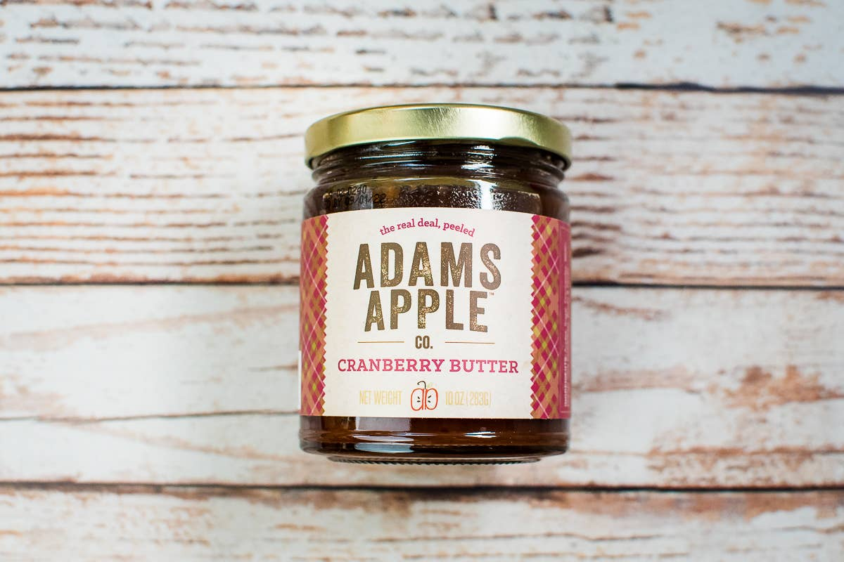 Adams Apple Cranberry Butter | Trada Marketplace