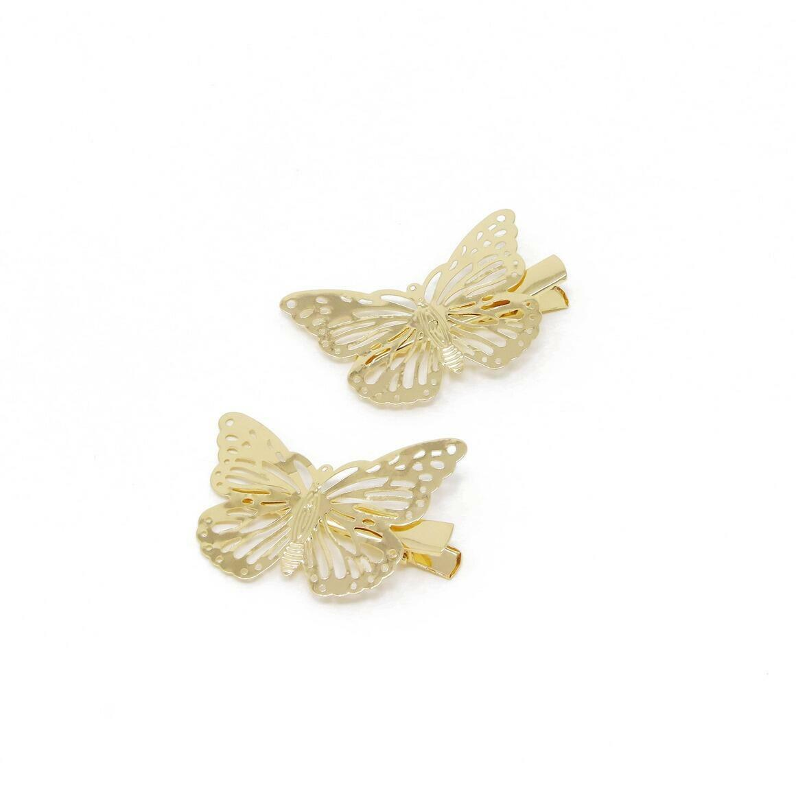Butterfly Clip Duo | Trada Marketplace
