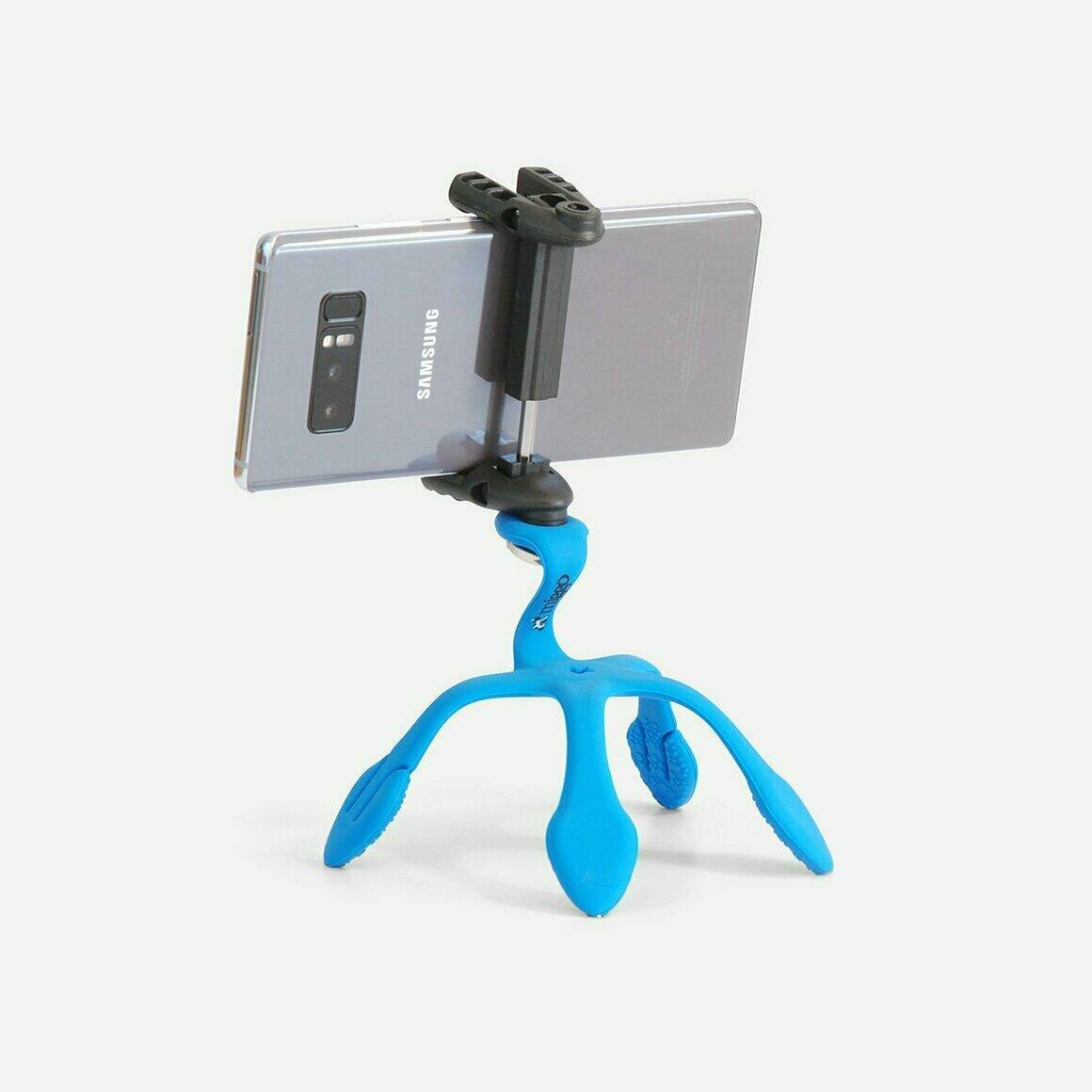 Splat Flexible Tripod 3N1 Blue   Trada Marketplace