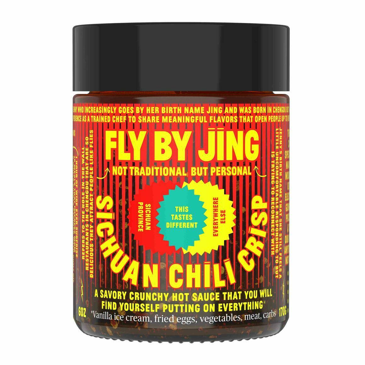 Sichuan Chili Crisp 6oz | Trada Marketplace