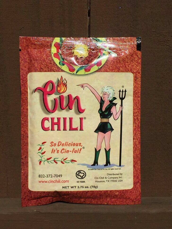 CIN CHILI | Trada Marketplace