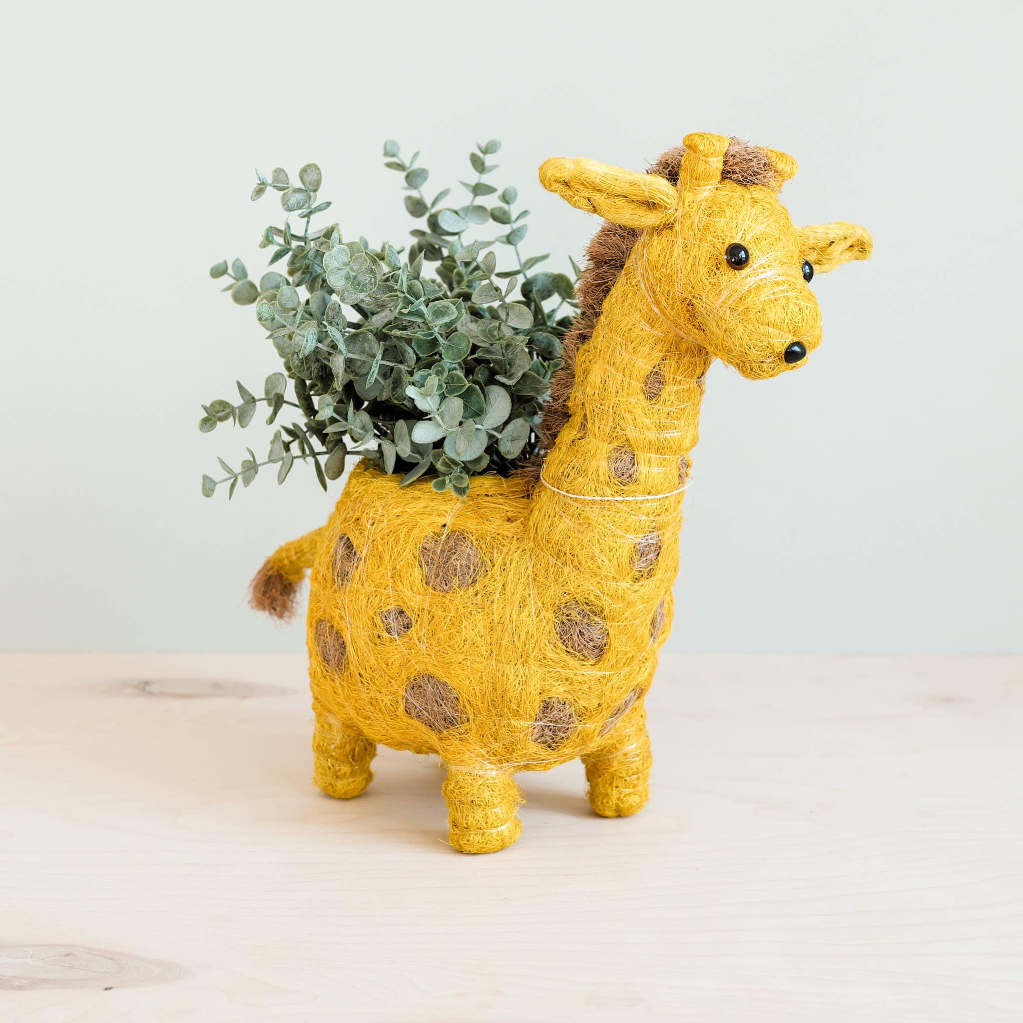 Animal Planter - Giraffe | Trada Marketplace