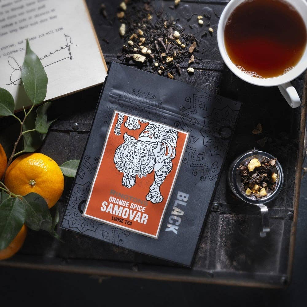 Orange Samovar Spice   Trada Marketplace
