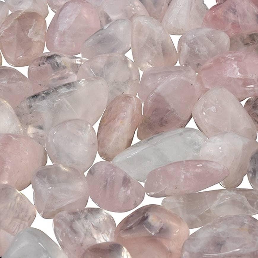 Crystal Pouch - Rose Quartz | Trada Marketplace