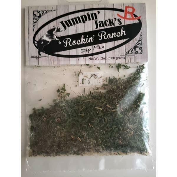 Savory Dip Mixes - Rockin' Ranch   Trada Marketplace