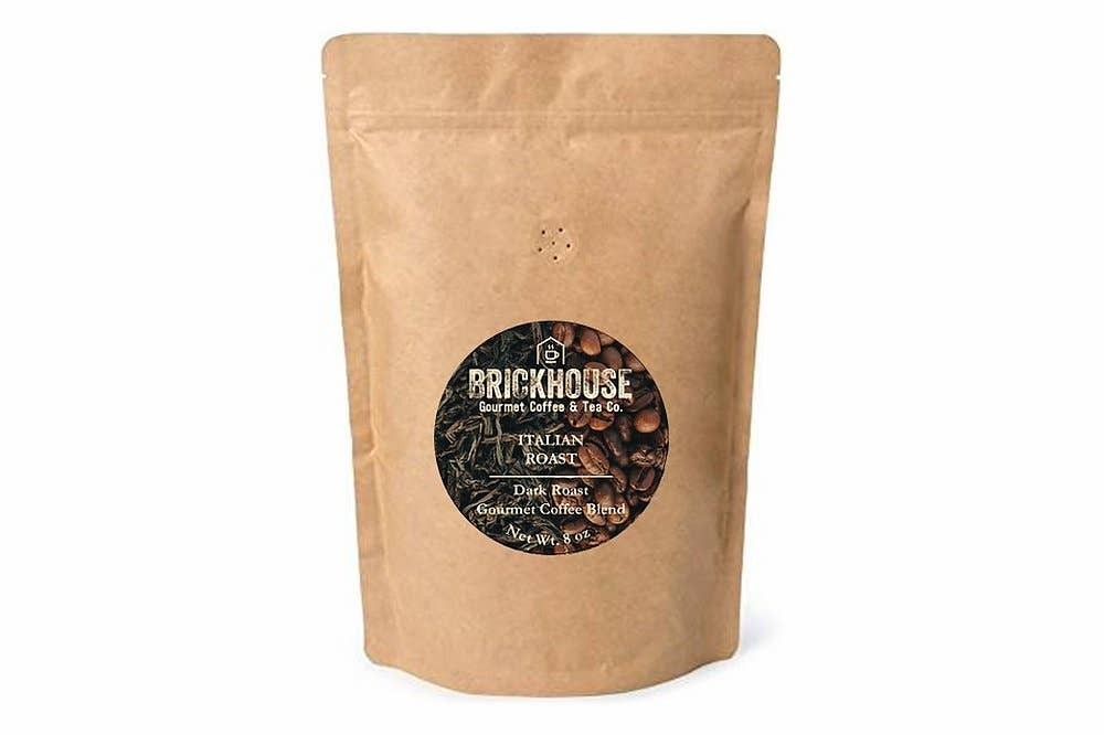 Italian Roast Blend Coffee / 8 oz   Trada Marketplace