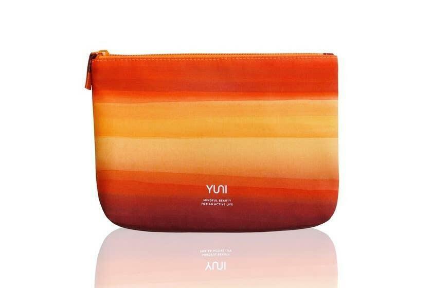 DUSK Orange Ombre Travel Bag   Trada Marketplace