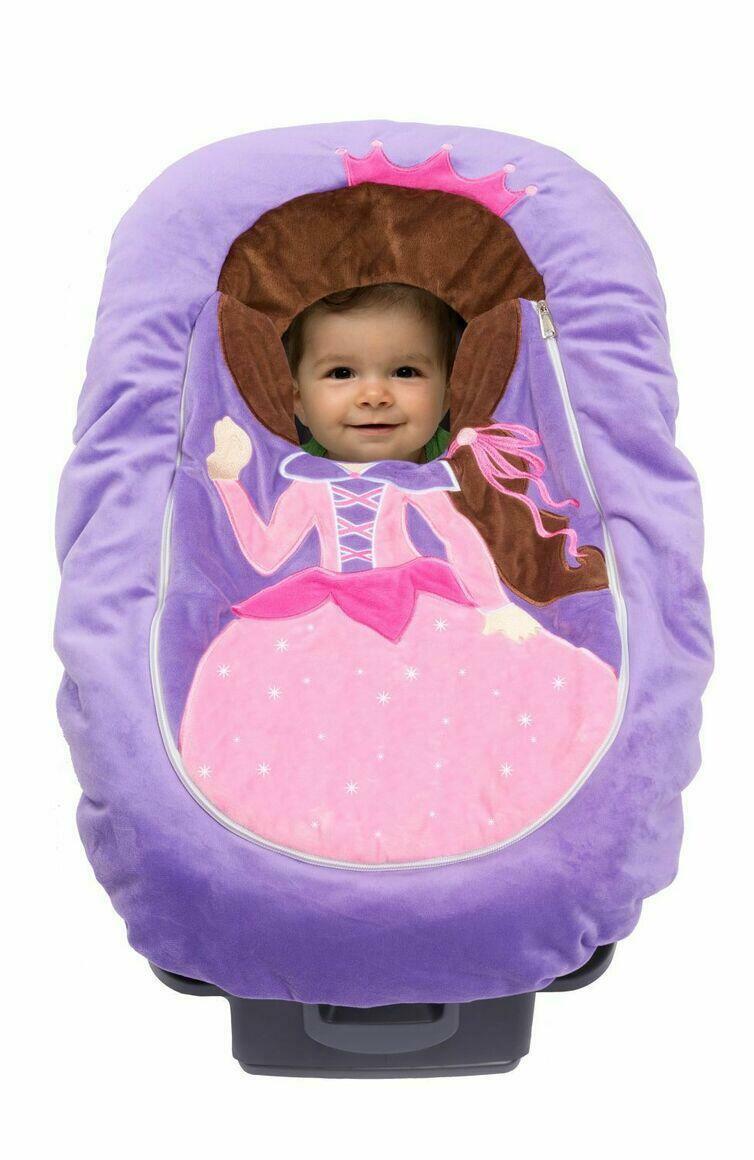 Car Seat Cuties Princess: Infant Car Seat Cover   Trada Marketplace