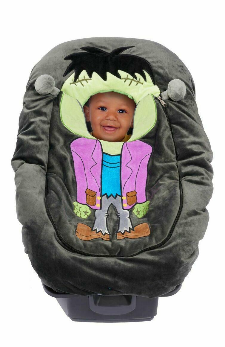Car Seat Cuties Frankenstein: Infant Car Seat Cover   Trada Marketplace