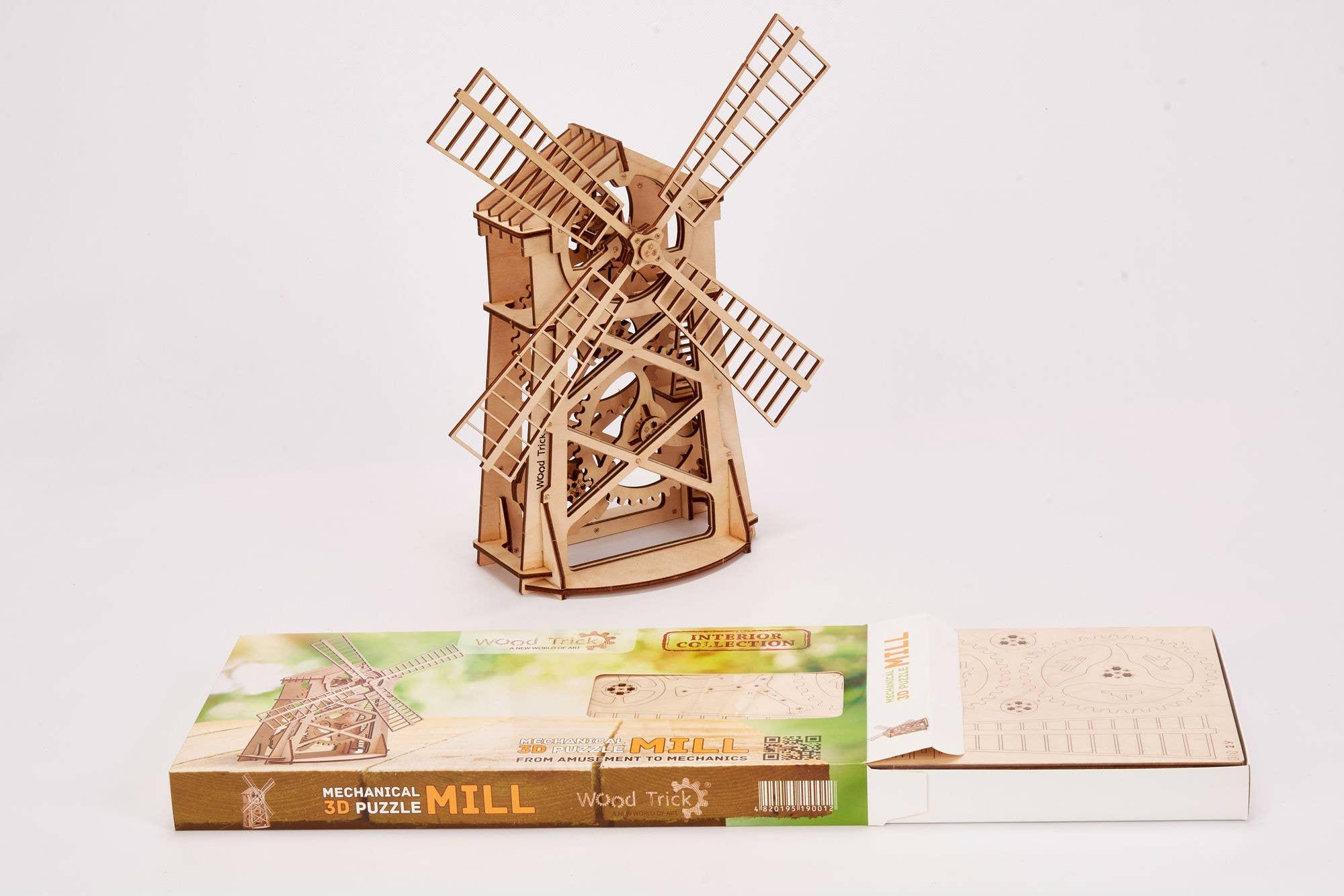 Mill | Trada Marketplace