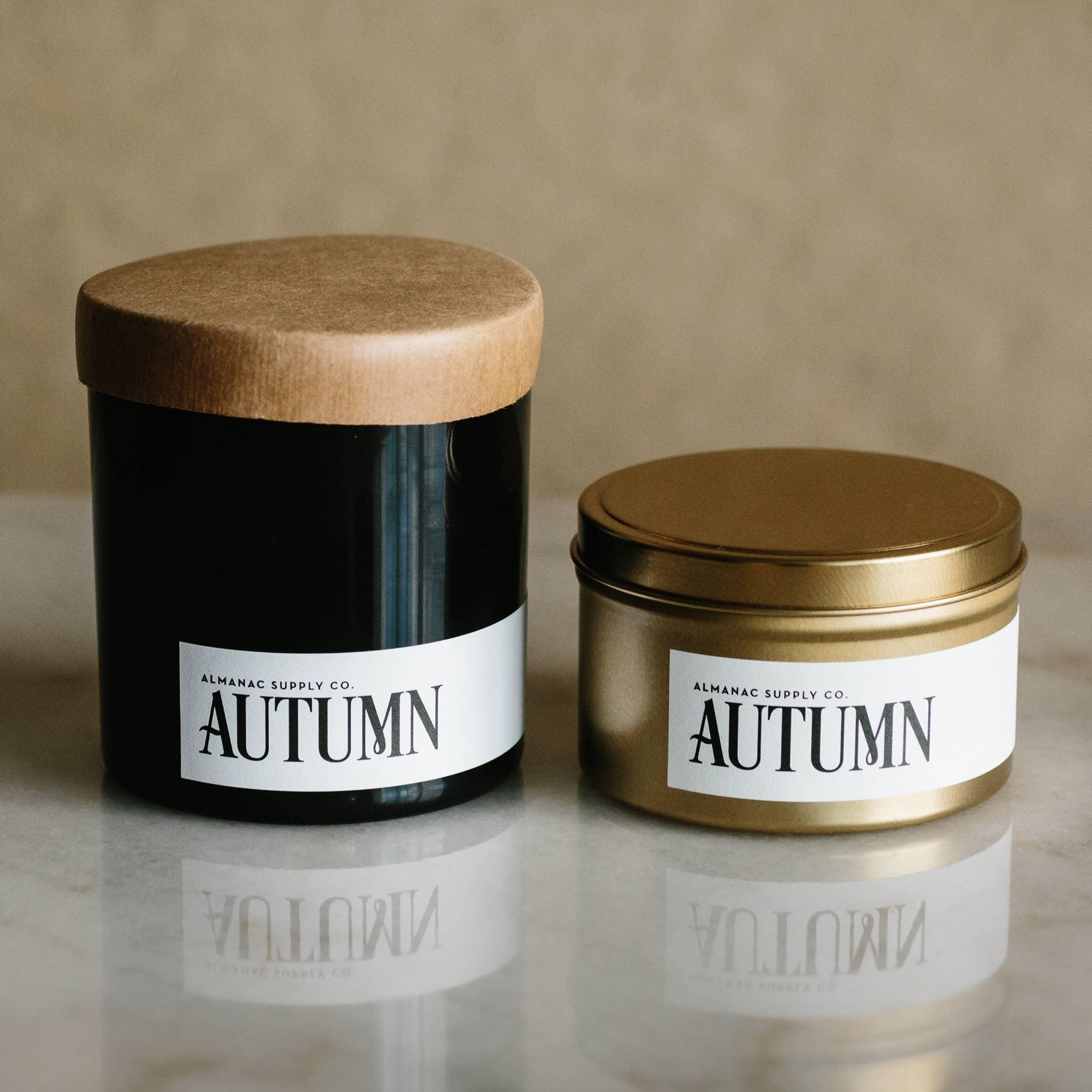 Autumn Candle | Trada Marketplace