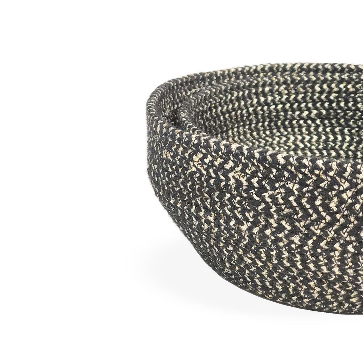 Glitter Bowl - Black (Set of 2) | Trada Marketplace