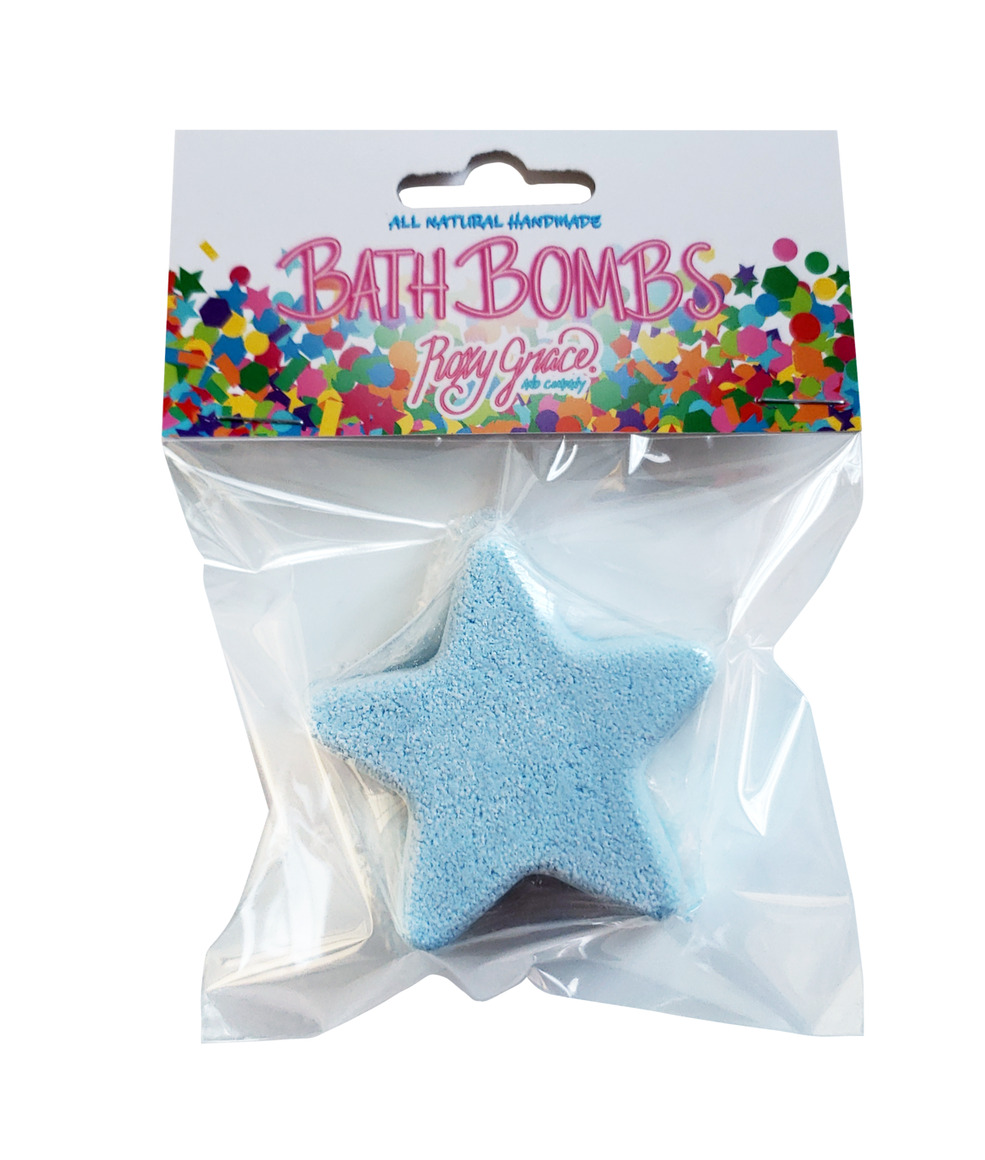 Large Star Bath Bomb | Trada Marketplace