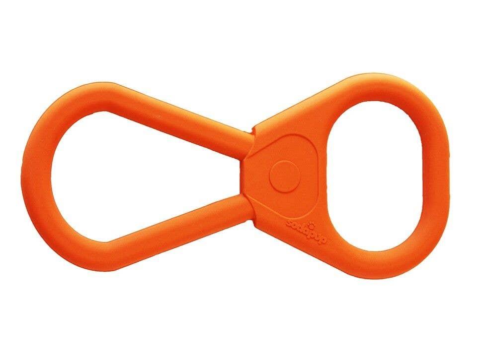 SP Pop Top Tug Toy - Tug O' War - Large - Orange   Trada Marketplace