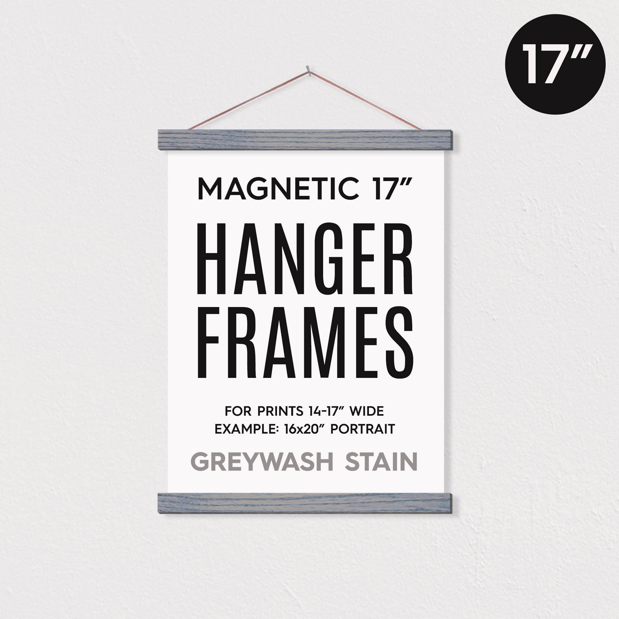 """17"""" MAGNETIC Poster Hanger Frame™   Trada Marketplace"""