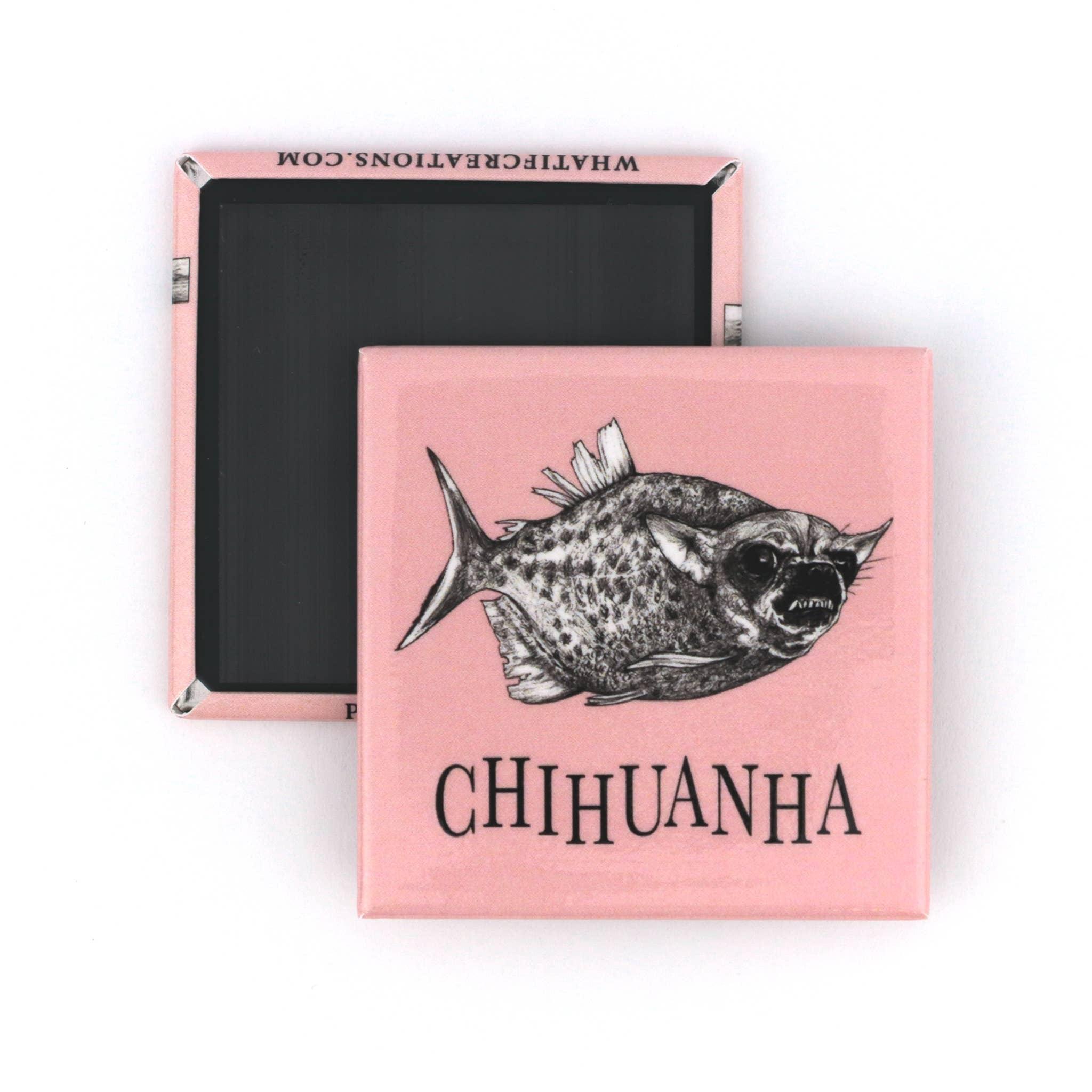 "Chihuanha 2"" Fridge Magnet   Trada Marketplace"