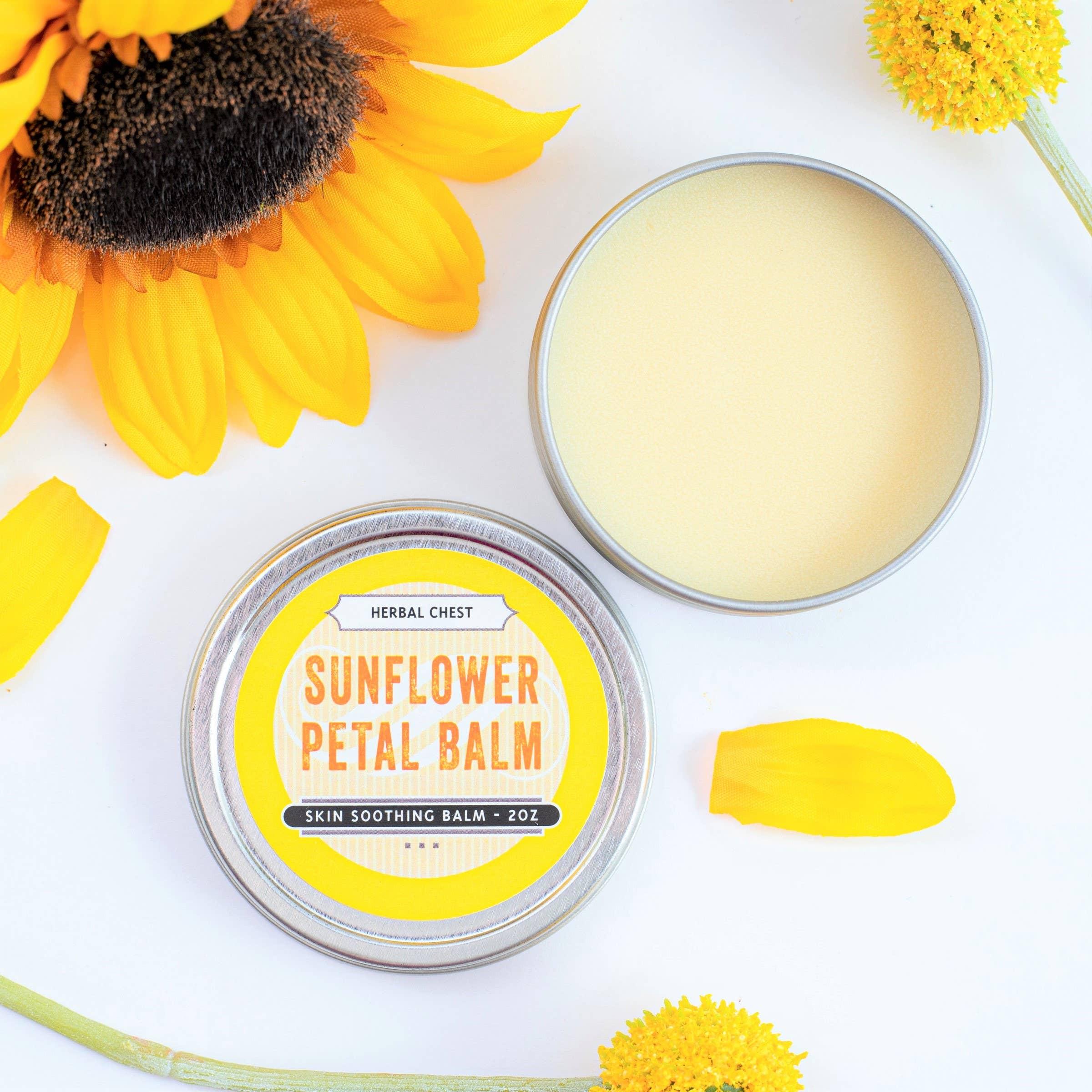 Vegan Sunflower Petal Moisturize Balm  | Trada Marketplace