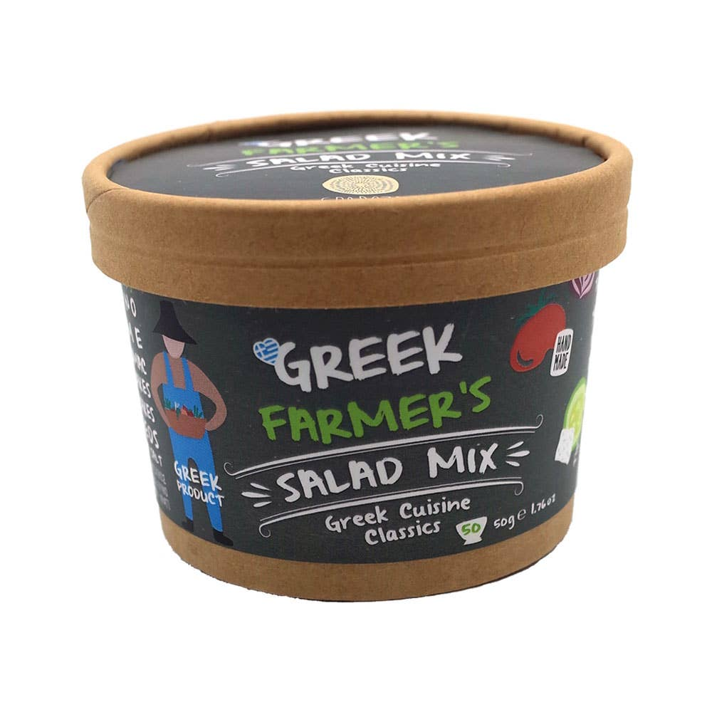 Sparoza - Greek Farmer's handcrafted salad mix seasoning | Trada Marketplace