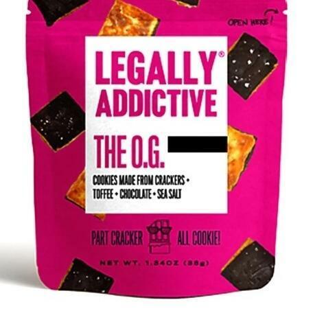 Legally Addictive OG Cracker Cookies Mini | Trada Marketplace