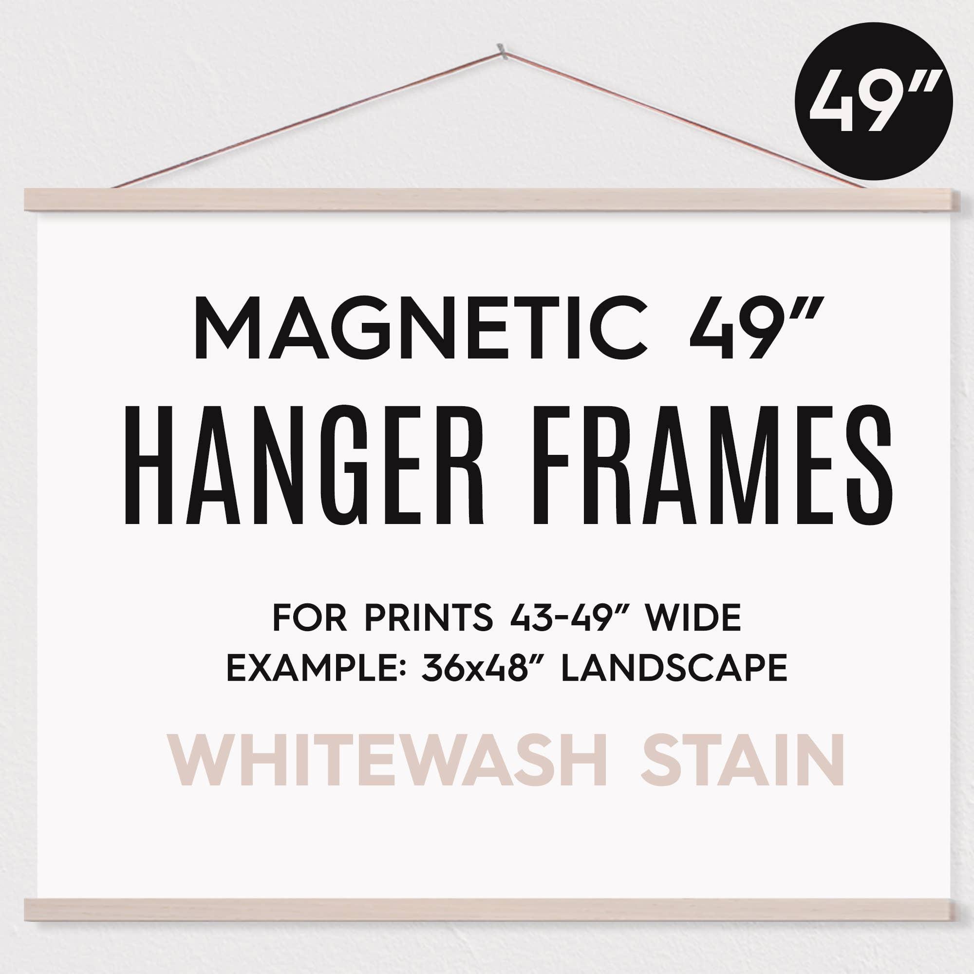 """49"""" MAGNETIC Poster Hanger Frame™   Trada Marketplace"""