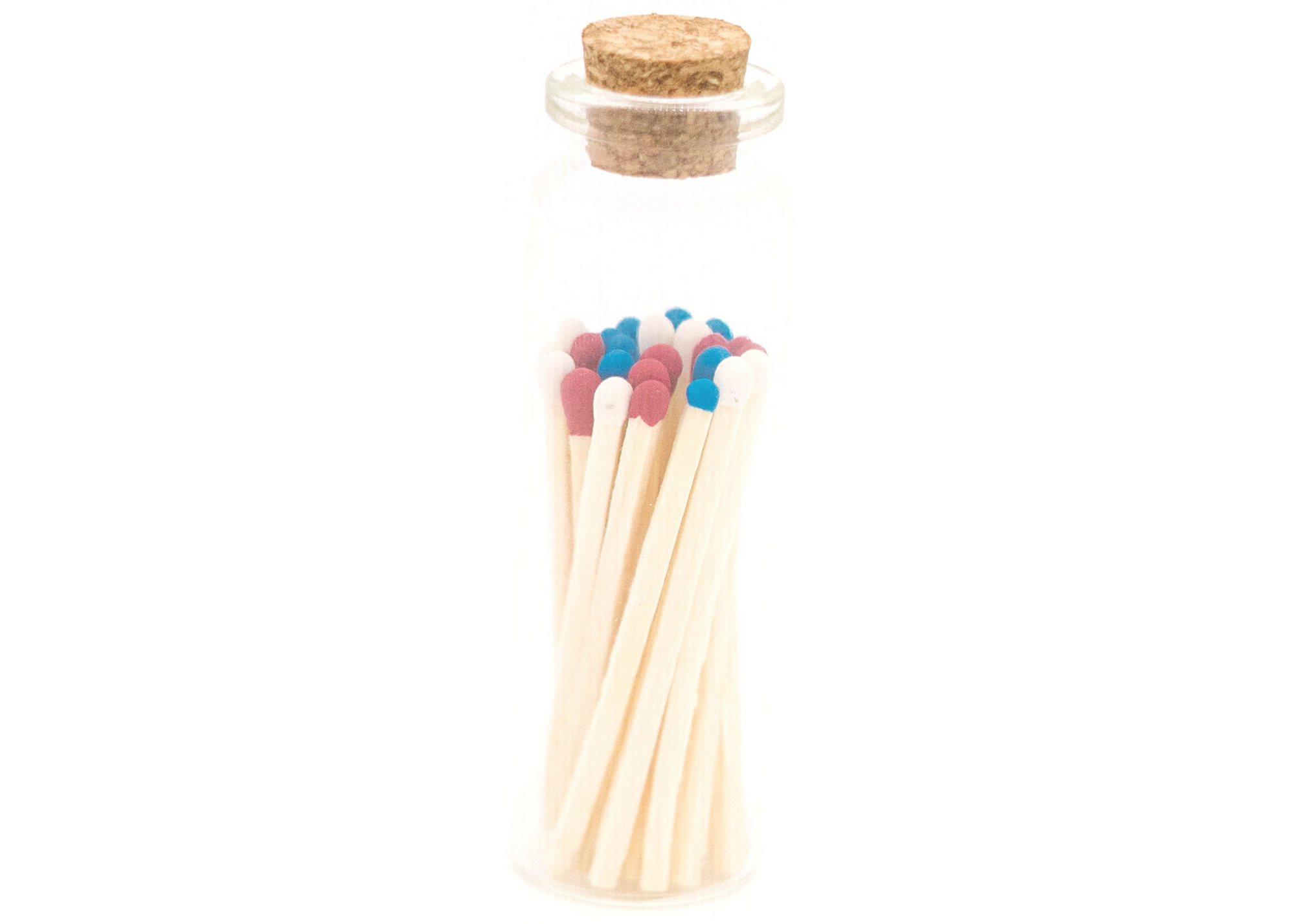 1.85in Patriotic #2 Decorative Matches In Jar with striker   Trada Marketplace