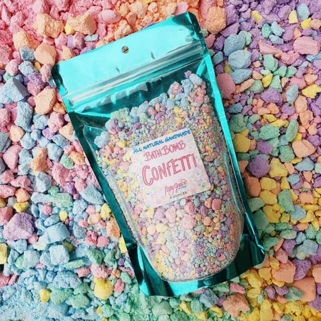Bath Bomb Confetti | Trada Marketplace
