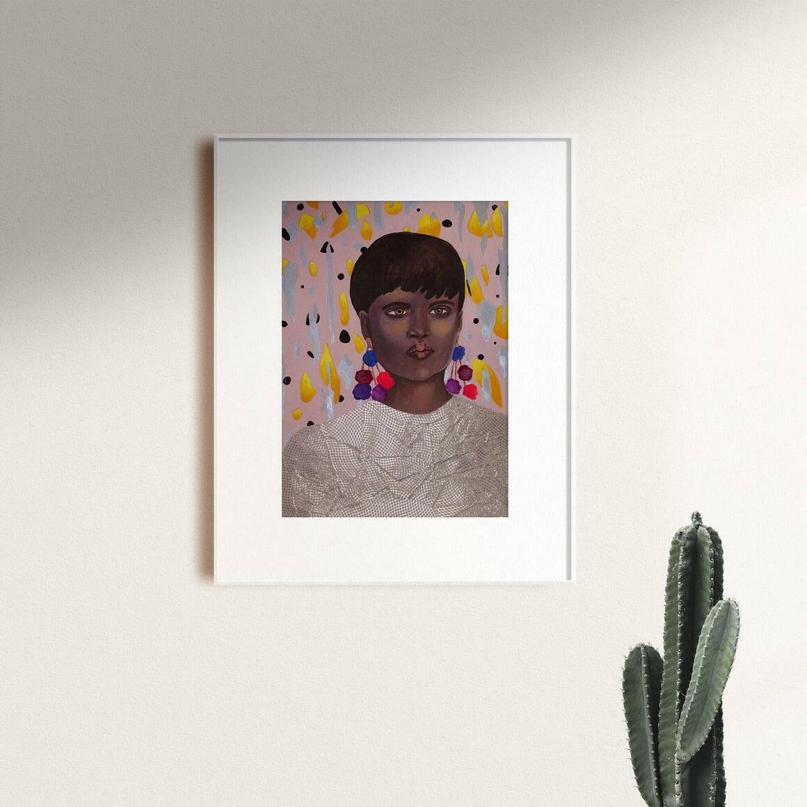 Open Edition: Portrait 10 | Trada Marketplace