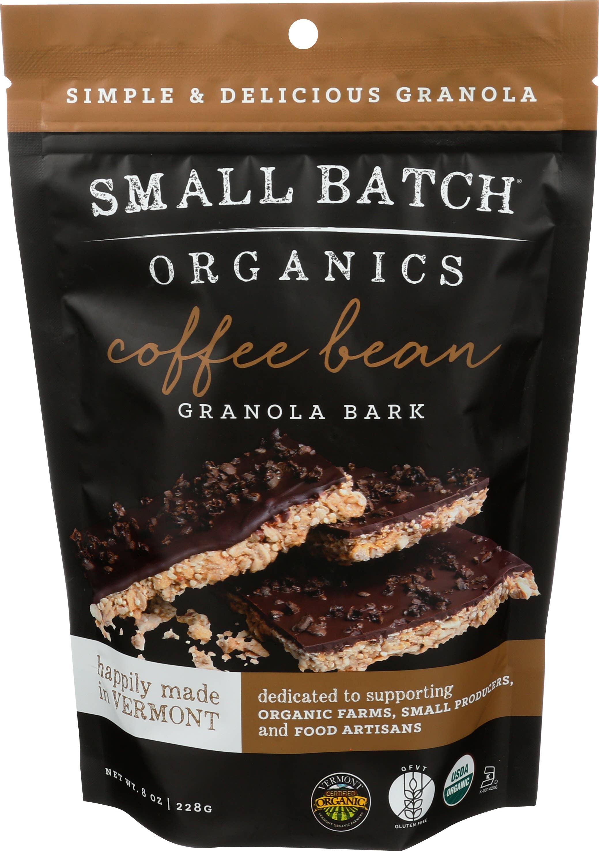 8oz Coffee Bean Granola Bark | Trada Marketplace