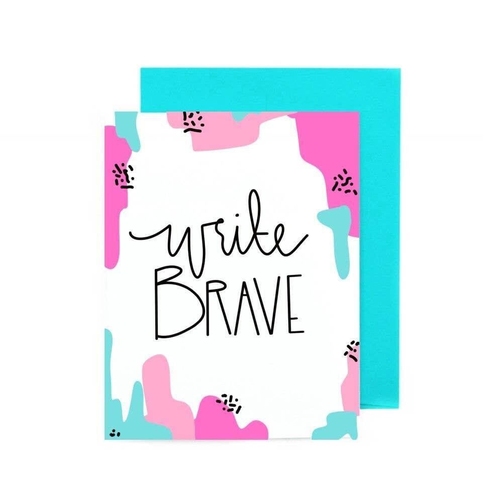 Write Brave | Trada Marketplace