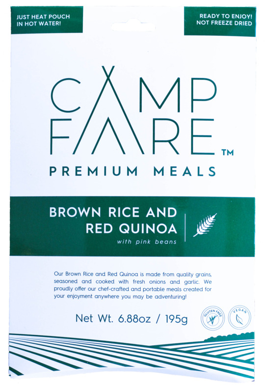 Brown Rice and Quinoa with Pink Beans | Trada Marketplace