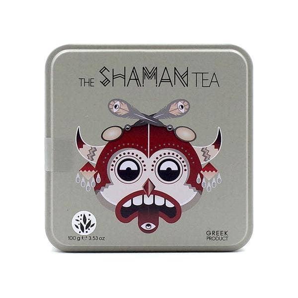 Sparoza - The Shaman Tea - Handcrafted Loose Leaf in a Tin | Trada Marketplace