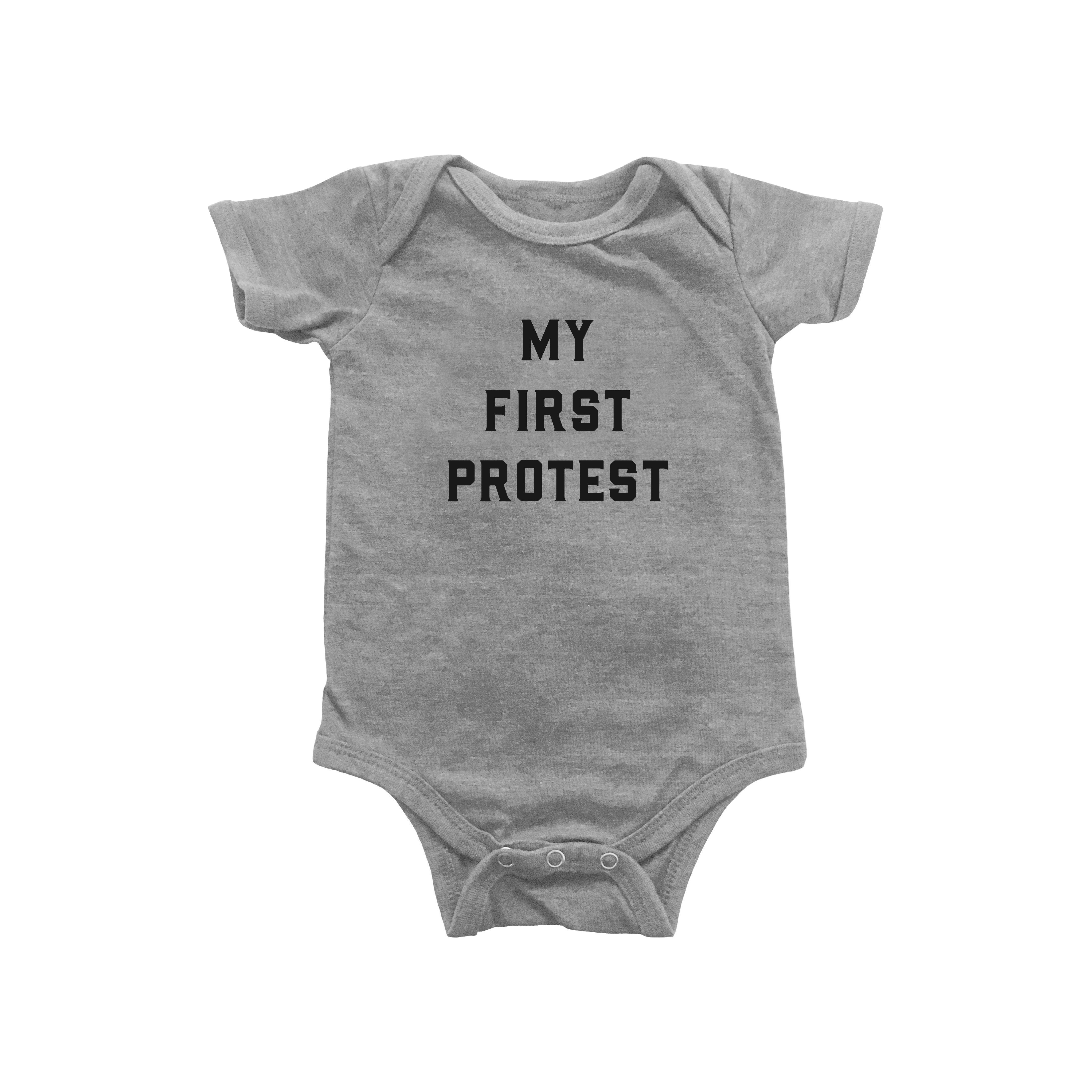 My First Protest Bodysuit | Trada Marketplace