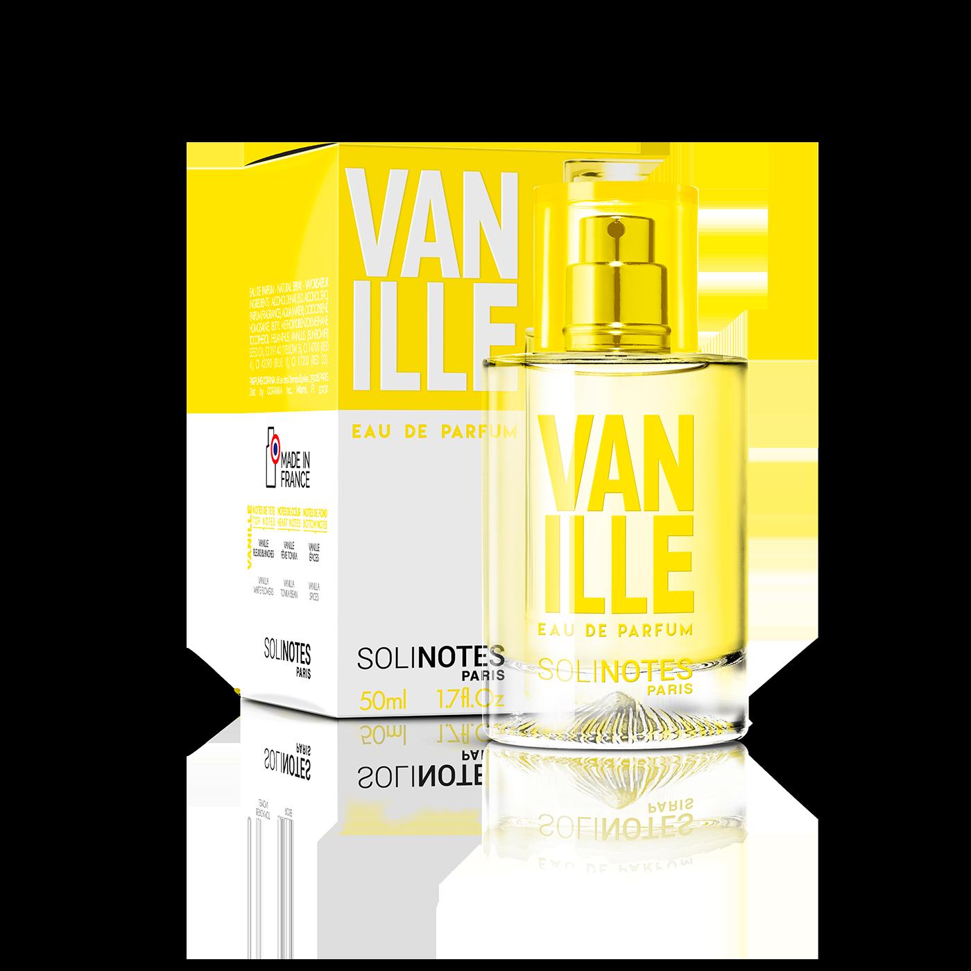 Vanilla Eau de Parfum 1.7 oz - CLEAN FORMULA | Trada Marketplace