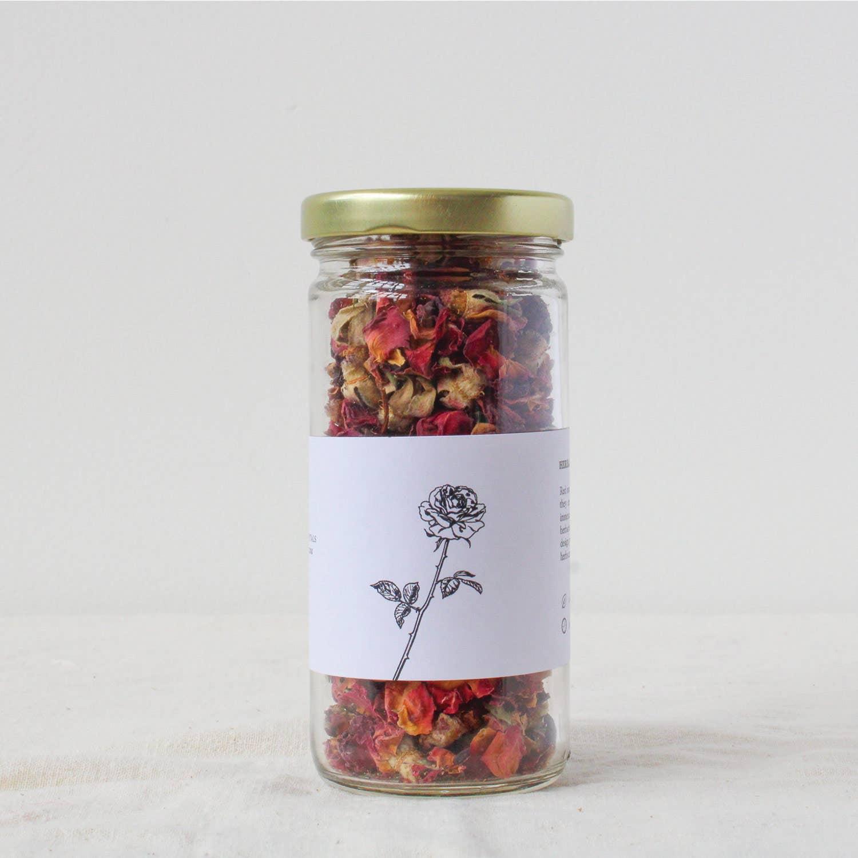 Red rose petals - Organic tea | Trada Marketplace