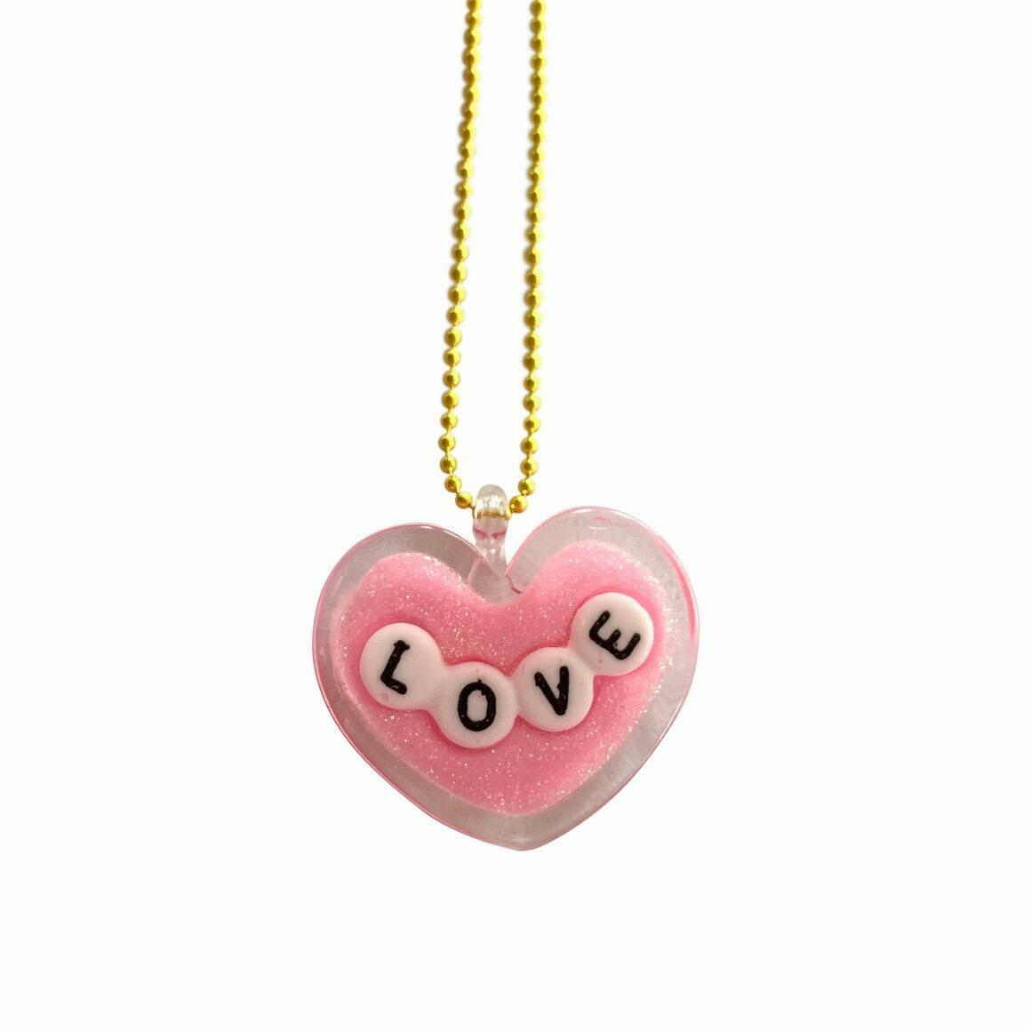 Ltd. Pop Cutie LOVE Kids Necklaces | Trada Marketplace